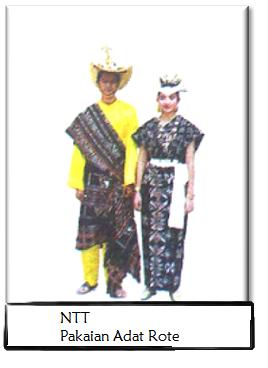 Pakaian Adat Indonesia (NTT) | Infonesia123